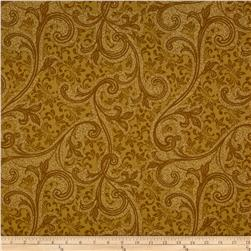 Blessings III Small Large Damask Tan