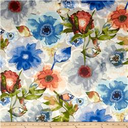 Studio NYC Petal Press Twill Ocean