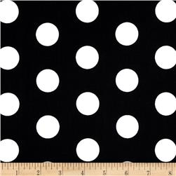 Let's Play Dolls Dots Black/White
