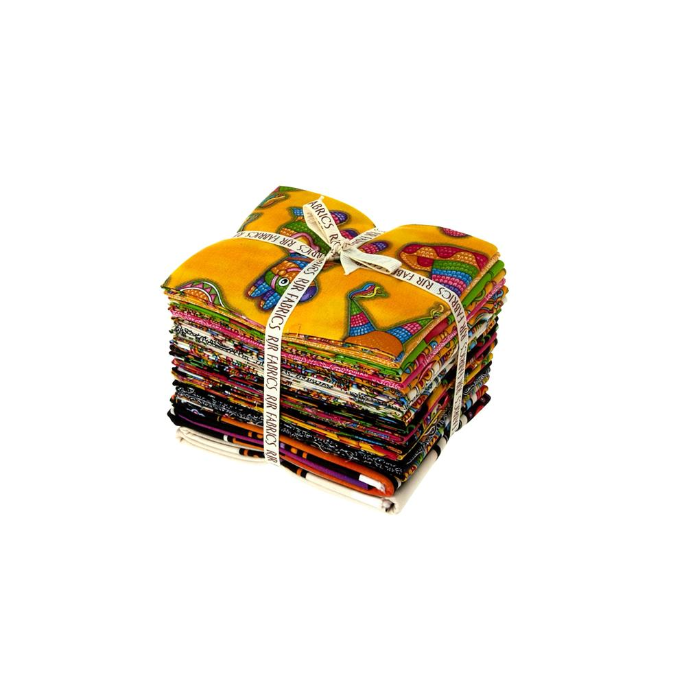 Fabric Fiesta Fat Quarters