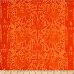 The Lovely Hunt Egyptian Hunt Orange