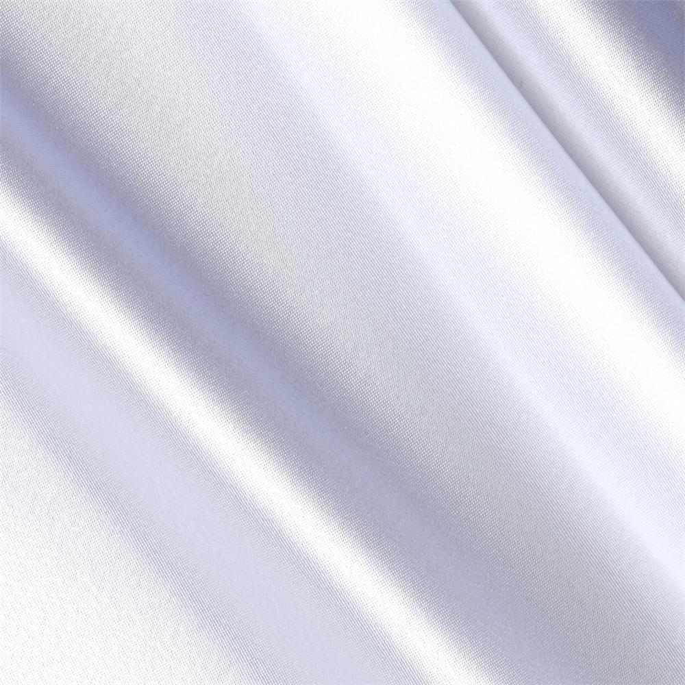 Satin White Fabric By The Yard
