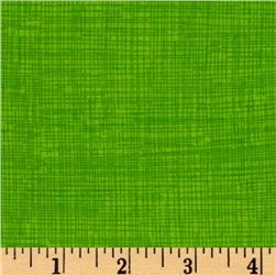 Timeless Treasures Sketch Flannel Spring Green