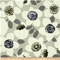 Cachet Large Floral Gray