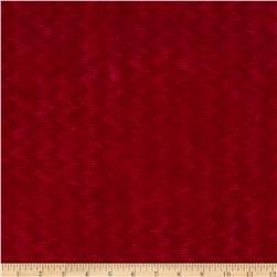 Moda Joy Batiks Slip and Slide Tonal Poinsettia Red