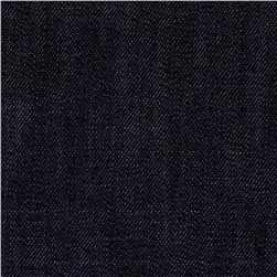 Stretch Denim Medium Wash Classic Blue