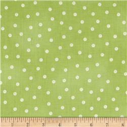 Tidings Of Great Joy Baby Buttons Light Green