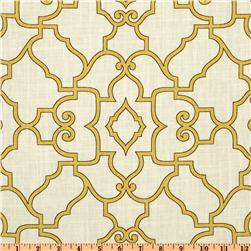 Covington Windsor Citrus Fabric