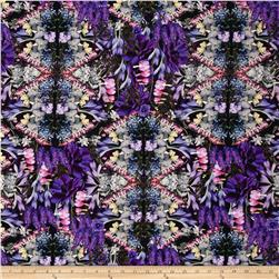 Giverny Digital Floral Medley Multi