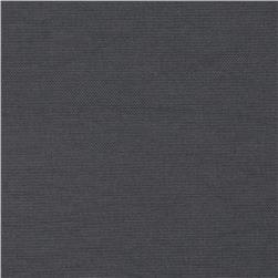 Swavelle/Mill Creek Indoor/Outdoor Fresco Solid Charcoal