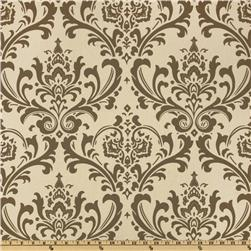 Premier Prints Traditions Taupe/Natural