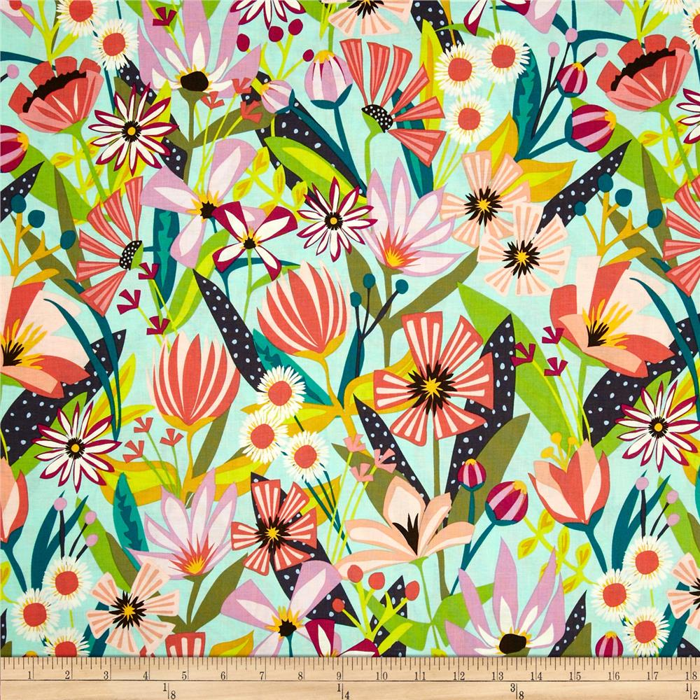 Garden Party Tango Floral Multi