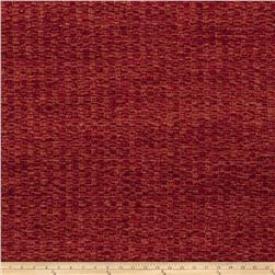 Trend 03905 Chenille Basketweave Berry