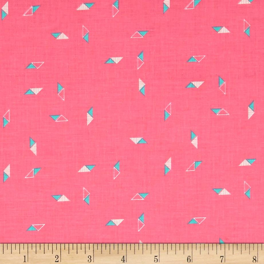 Michael Miller In Bloom Harmony Petal Fabric