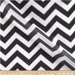 RCA Chevron Sheers Black