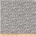 Windham Modern Country Ikat  Charcoal