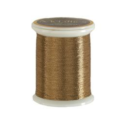 Superior Metallic Thread 500yds Antique Gold
