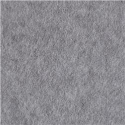 Soft Jogging Fleece Grey Fabric