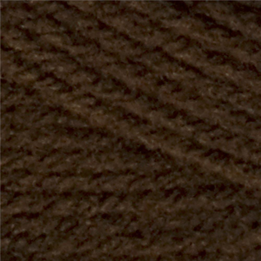 Red Heart Yarn Super Saver Jumbo 365 Coffee