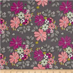 My Gray or the Highway Gorgeous Floral Iron