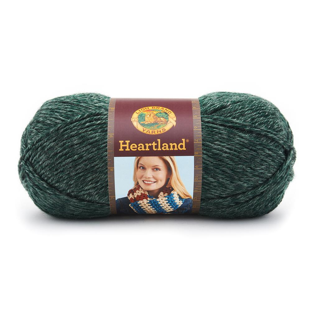 Lion Brand Heartland Yarn Kings Canyon
