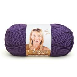 Lion Brand Vanna's Choice Yarn (147) Purple