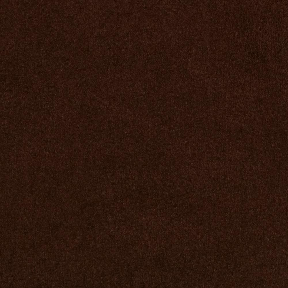 Passion suede chocolate discount designer fabric for Suede fabric