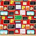 Kanvas Head Of The Class Bulletin Board Brick