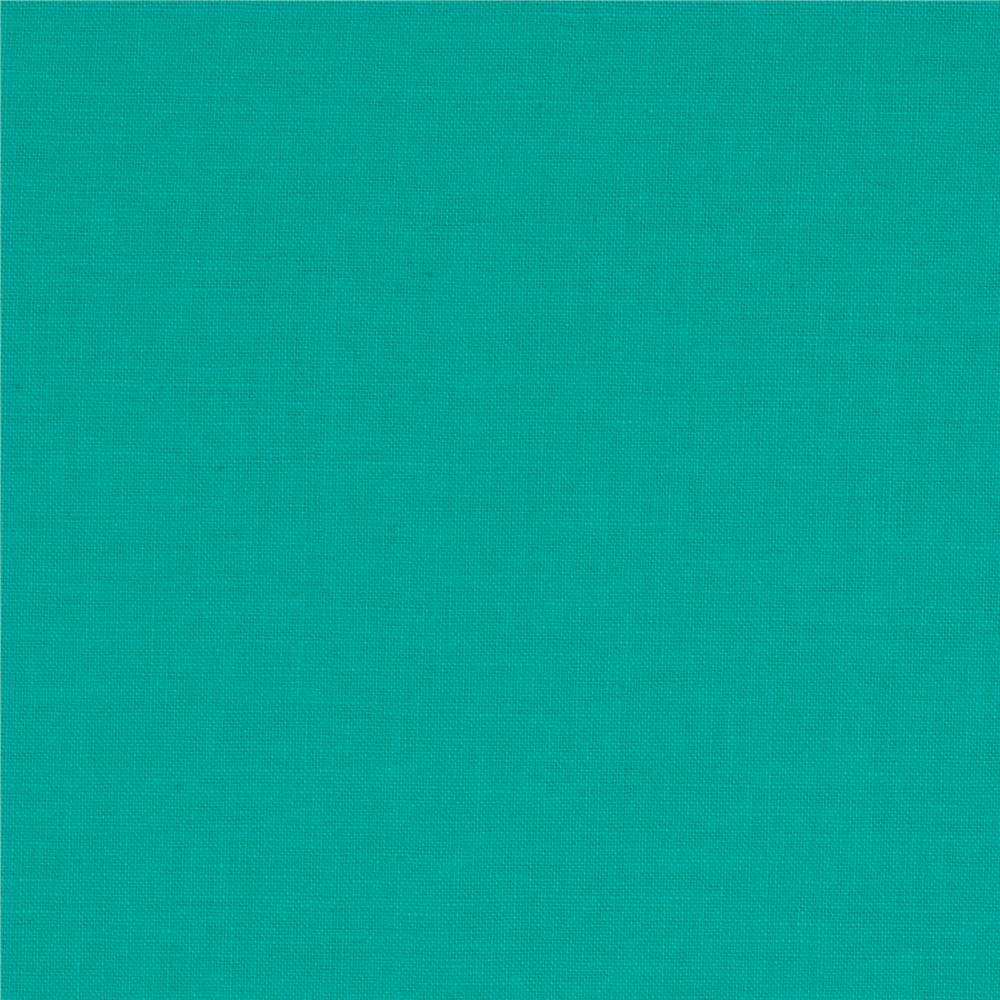 Michael Miller Cotton Couture Broadcloth Turquoise