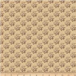 Penny Rose Penelope Rose Tan Fabric
