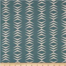 Moda Modern Neutrals Waves Teal