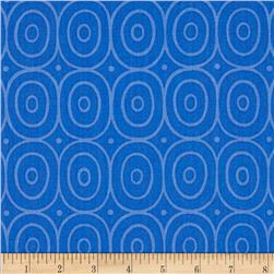 Sweet Lady Jane Circle Dance Periwinkle Fabric