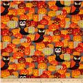 Alexander Henry Haunted House Owl Be Seeing You Gray