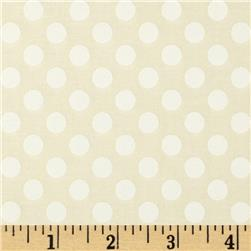 Moda Kiss Kiss Dots Cloud Fabric