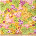 Kaffe Fassett Spring 2014 Collective Sun Lilac Yellow