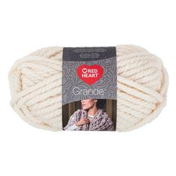 Red Heart Grande Yarn 110 Aran