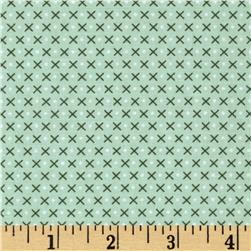 Perrymint Criss Cross Green