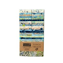 "Timeless Treasures Tonga Treats Oceana 2.5"" Strips"