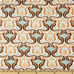 Premier Prints Glam Sweet Potato/Natural