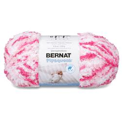 Bernat Pipsqueak Big Ball Yarn (58413) Pink Swirl