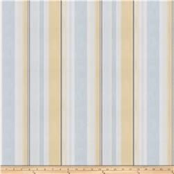 Fabricut Foster Stripe Silk Ice Blue