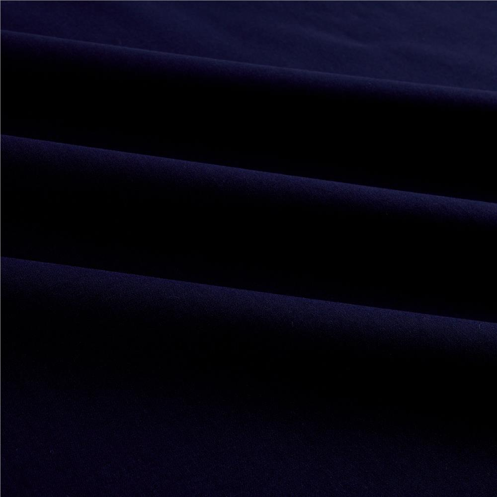 Telio Cotton Voile Navy