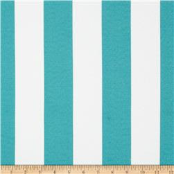 Premier Prints Indoor/Outdoor Premier Stripe Ocean