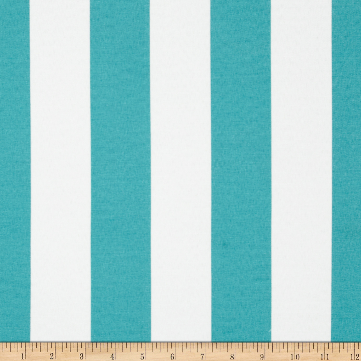 Premier Prints Indoor/Outdoor Premier Stripe Ocean Fabric