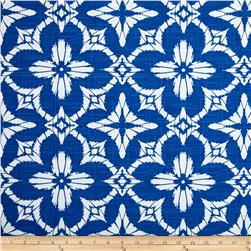 Richloom Indoor/Outdoor Aspidoras Cobalt