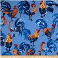 Bright and Early Roosters & Hens Blue