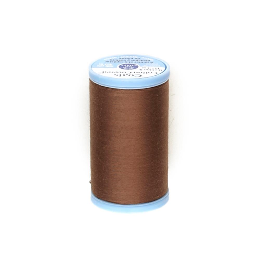 Coats & Clark Cotton Covered Quilting & Piecing Thread 500 YD Summer Brown