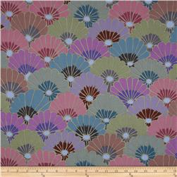 Kaffe Fassett Thousand Flowers Smoke