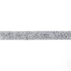 "Team Spirit 1/2"" Solid Trim Metallic Silver"
