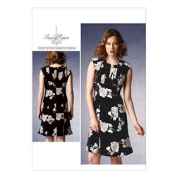 Vogue Misses' Dress Pattern V1371 Size A50